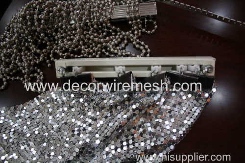 3mm aluminum scale mesh