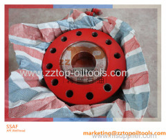 "Wellhead Single Studded Adatper Flange 7 1 / 16"" x 10000 psi"