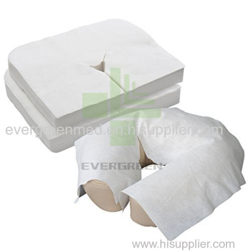 Face Cradle Cover Face Cradle Cover Facial Mask Disposable Face Cradle Covers