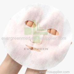 Facial Mask Disposable Face Cradle Covers