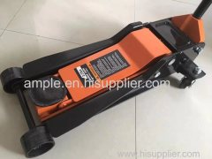 Hydraulic floor jack trolley jack