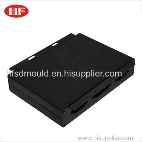 Custom die cast heatsink pcb housing extruded aluminum case enclosure