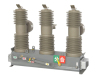 ZW32-24/630-20 high voltage vacuum circuit breaker without manual isolation contact knife
