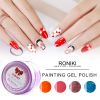 Nail Painting Color Gel Nail Art Gel Painting Color Gel Factory