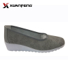 Women comfortable shoes anoihe leather shoes supplier