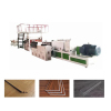 Stone Plastic Composite Flooring Tile Machine