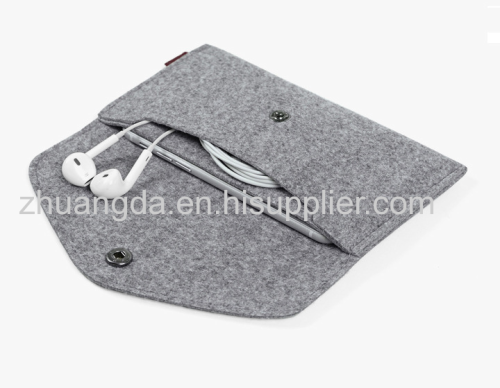 Direct selling felt bag portable felt computer bag notebook liner bag can be customized felt bag