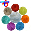 Dyed Recycled Polyester Fiber 1.5Dx38mm for Spinning Yarn