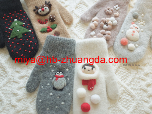 wool felt handicraft product series