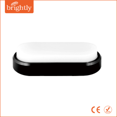 10W Oval LED Bulkhead