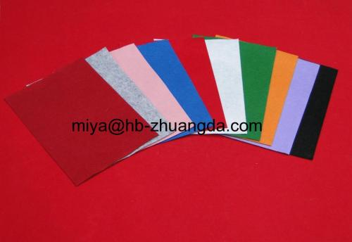 Colored Ciliary Felt Products 01