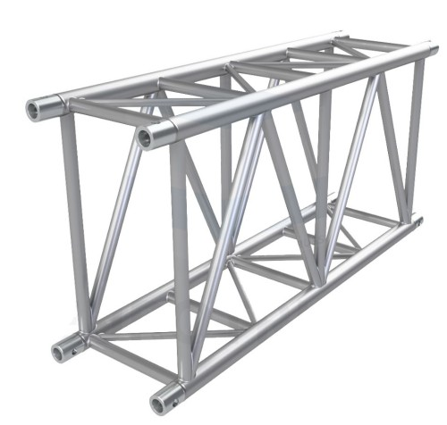 1010x600mm Rectangular truss with spigot connection