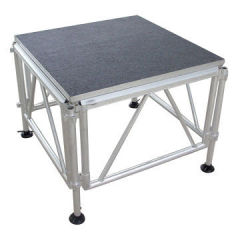 Outdoor modular stage for sale