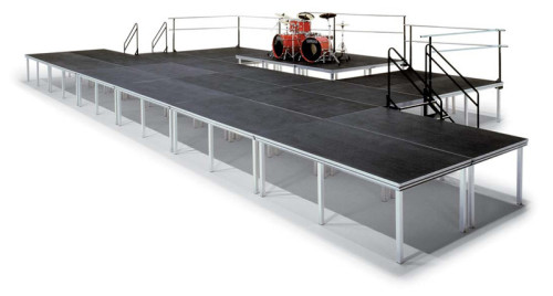 1X1M stage equipment for rental
