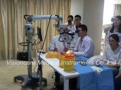 Chinese Best Ophthalmic Surgical Operating Microscope for Anterior Segment & Retinal Vitreous Surgery