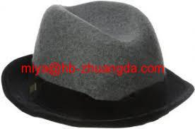 Wool felt hat product series