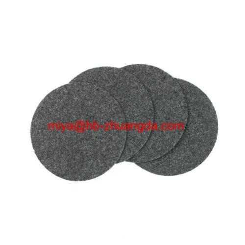 wool felt furniture anti-skid footpad 03