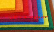 Colored Ciliary Felt Products 05