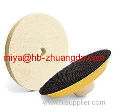wool felt polishing products series 01