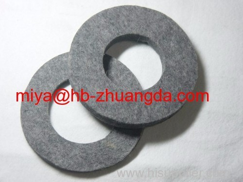 Wool felt gasket product 04
