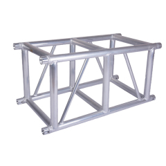 600X600mm Square truss with spigoted connection
