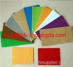 Colored Ciliary Felt Products 07