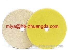 wool felt polishing products series 03