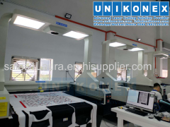 Vision laser cutting for digital printing and sublimation fabric