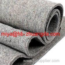 Manufacturers direct sales felt road insulation and moisture felt project road maintenance felt felt tension felt