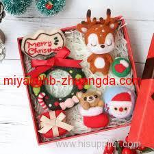 Christmas gifts for festival decration in shop or home or other public places to add more happiness atmosphere