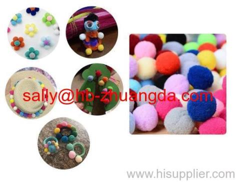Wool Felt ball used for decoration dryer