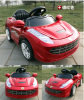 Multi-functional construction kids truck children electric ride on car