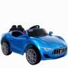 Royal-blue fashion kids electric car
