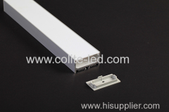 35mm wide LED aluminum profile high power LED strip can be fitted