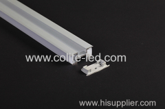 Multi direction emitting Aluminum profile