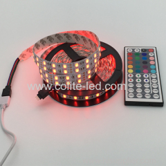LED strip 5050SMD RGB double row