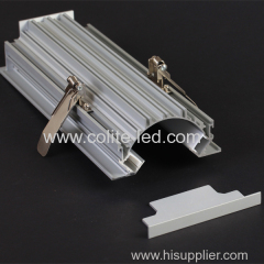 Projector LED aluminum profile