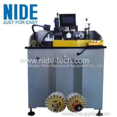 High precision Armature commutator finish turning Machine with servo system for sale