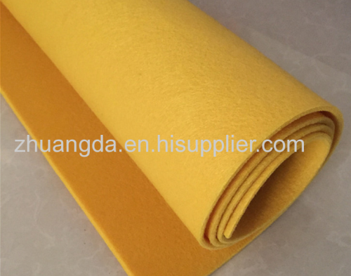 Sauna Hat making material 100% pressed woolen felt high-quality wool felt fabric used to make fashion hats