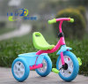 children tricycle gold baby/children tricycle iron kids 3 wheel trike