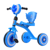 Kids tricycle with light