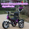 Cheap Children Tricycle/baby trike with music and light/kids metal tricycle