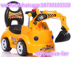 Cheap Kids Swing Car Wiggle Car with Big Plastic Seat Wholesale