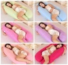 Pregnancy pillow U shape Maternity pillows pregnancy Comfortable Body Women pregnant Side Sleepers cushion