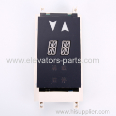 Otis Elevator Lift Parts PCB XAA23550B1-B4 Display Parallel Outer Call Board