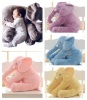 40cmBaby Pillow Elephant Food Cushion Children Bedroom Bedding Decoration Bebe Bed Bed Car Seat Children Plush Toys