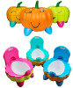 Pumpkin Types Plastic Potty Training Baby Toilet