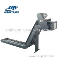 chip conveyor for cnc