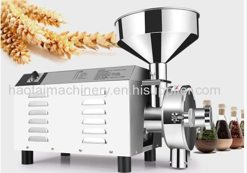 High efficient grain/spice/chili grinding machine