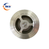 stainless steel butterfly check valve